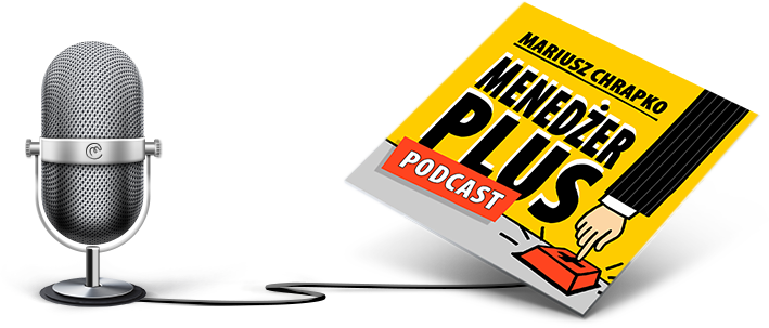 Menedżer Plus Podcast