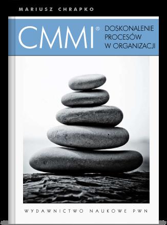 CMMI® Doskonalenie procesów w organizacji - okładka