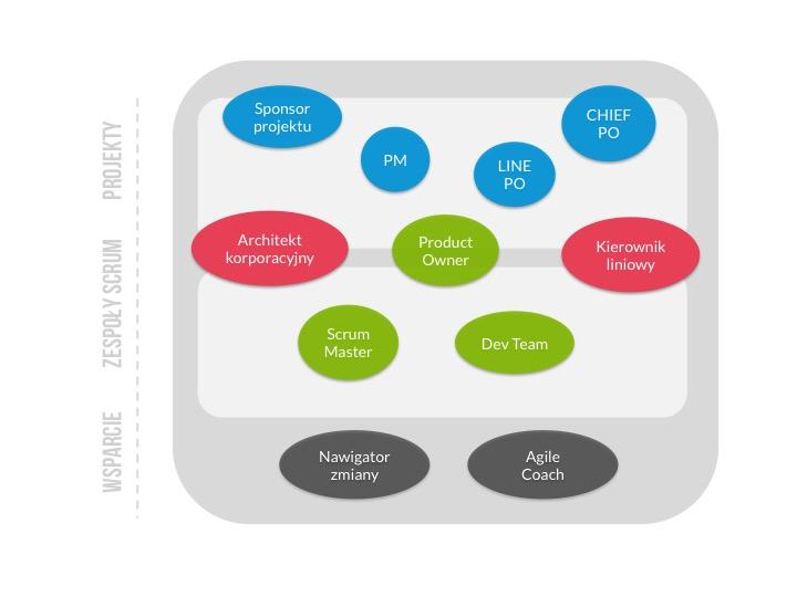 Role w agile