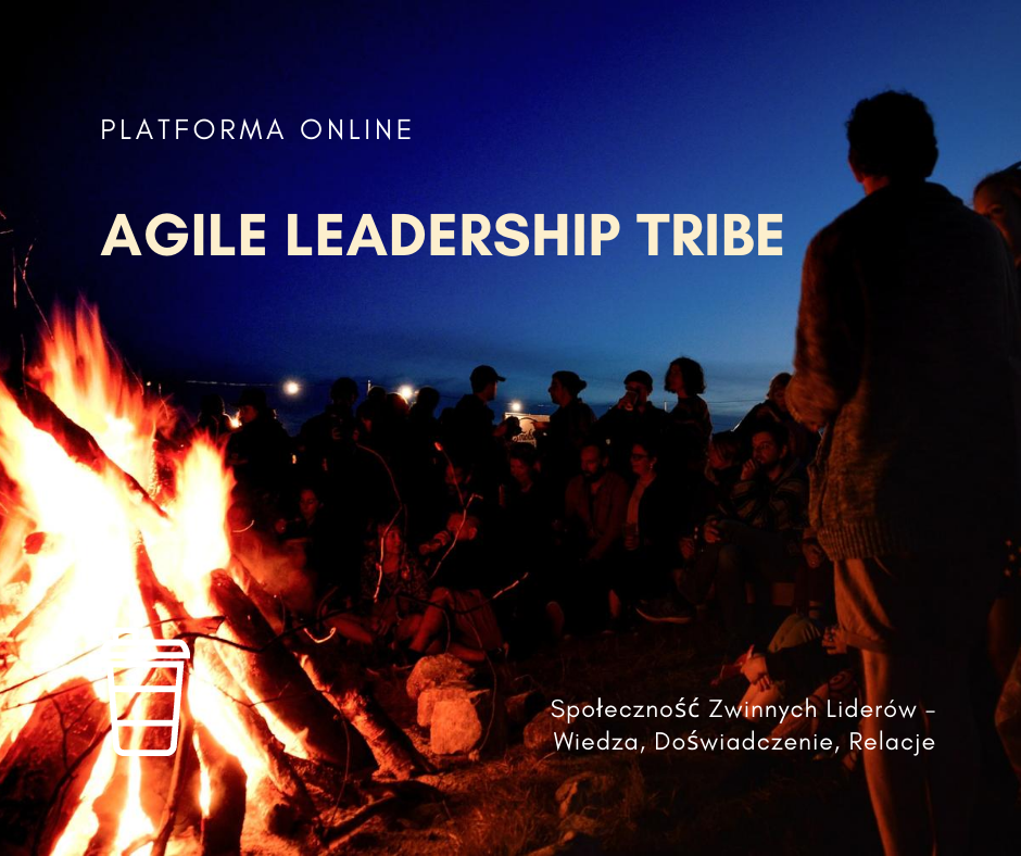 agile leaderhsip tribe-menedżer plus
