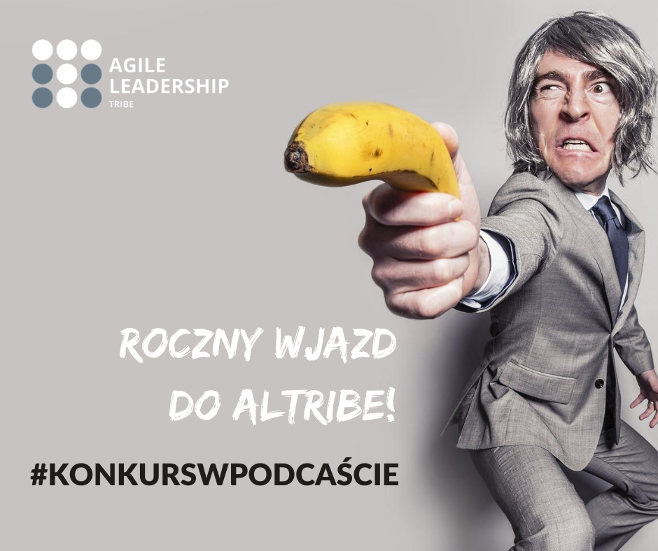 agile leadership tribe-konkurs